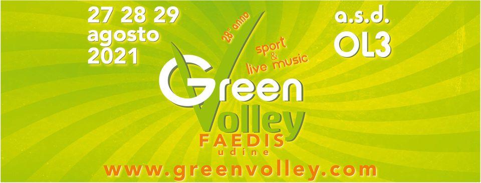 Green Volley Faedis 2021: stanchissimi, contenti e grati.